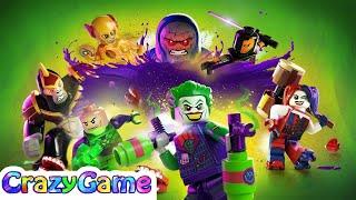 LEGO DC Super Villains All Cutscenes - Full Movie