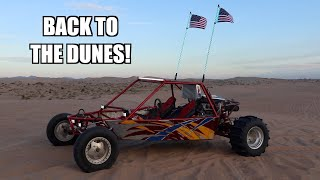 The Razzle Dazzle Is Ready To Take On Glamis!