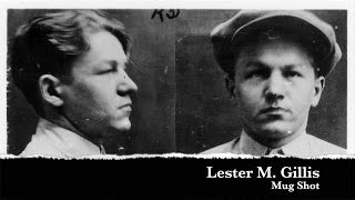 Lester M. Gillis AKA Baby Face Nelson in True Stories from the Files of the FBI