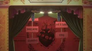 ROMANCE the album official Tracklist