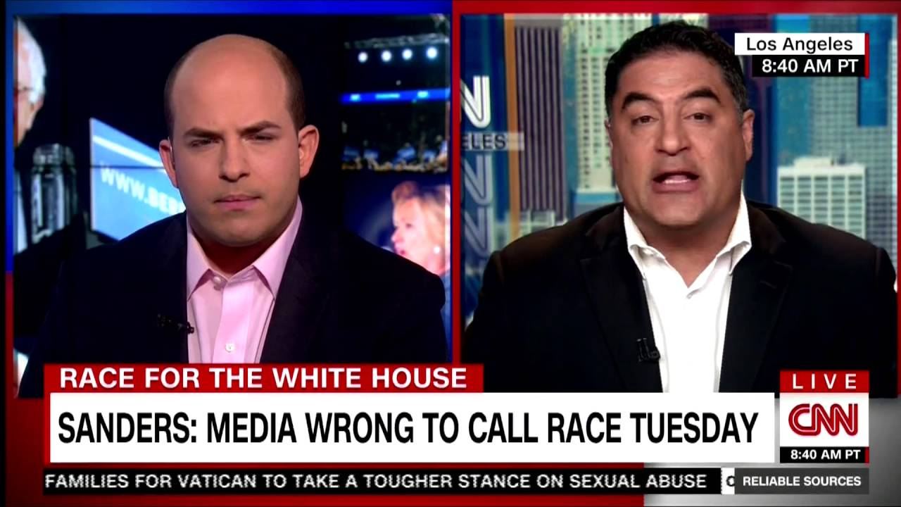 Cenk Uygur On CNN's Reliable Sources - YouTube