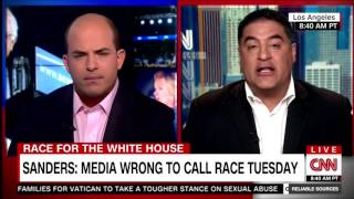 Cenk Uygur On CNN's Reliable Sources