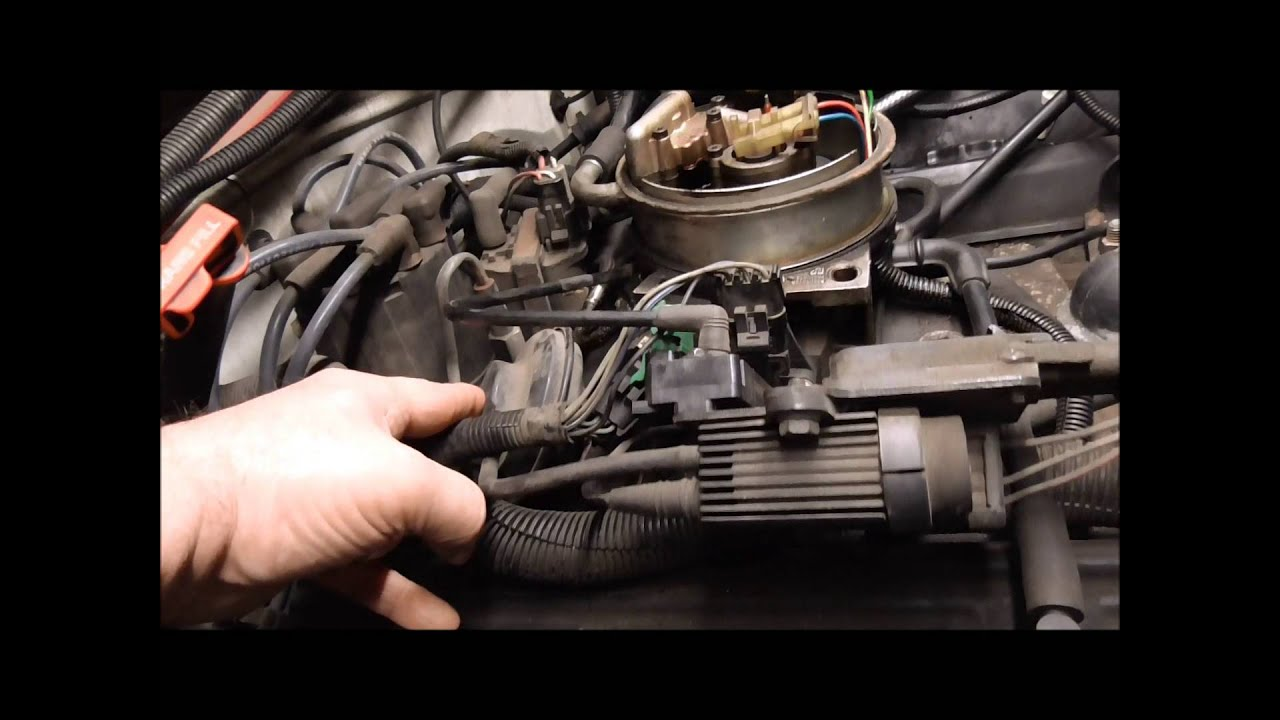 small resolution of 89 chevy c20 egr youtube tbi vacuum diagram map