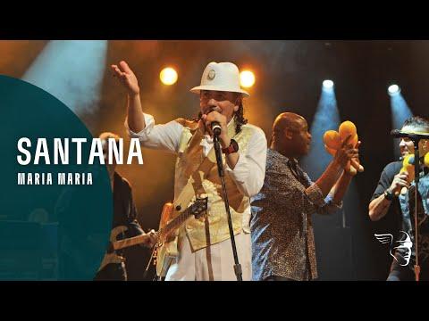 Santana - Maria Maria (Live At Montreux 2011)