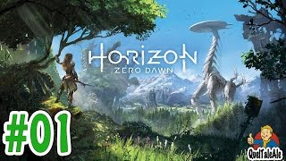 Horizon Zero Dawn - Gameplay ITA - Walkthrough #01 - La terra non è più nostra