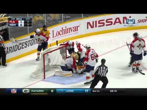 Panthers @ Predators Highlights 12/03/15