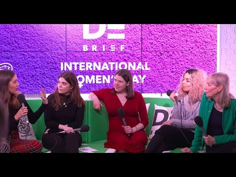Highlights From The Debrief's International Women's Day Panel