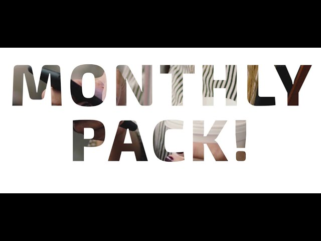 Monthly Pack di Neworkom