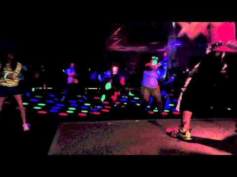 Fusion Zumba Fitness Glow Party