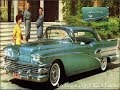 Looking at a 1958 Buick Limited in Green Mist