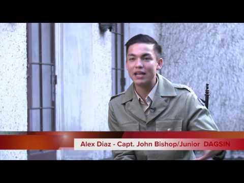 Dagsin Alex Diaz interview