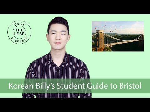 Korean Billy's City Guide to Bristol   Unite Students