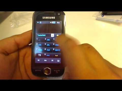 (HD) Samsung GT-S8000 Jét | Videoblog von BestBoyZ.de