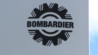 Business Report: Bombardier Stocks Down After Sale Of Train Division