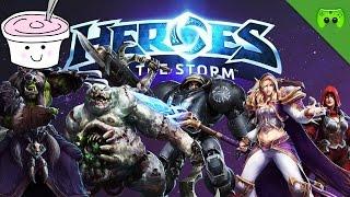HEROES OF THE STORM # 20 - Heimspiel «» Let