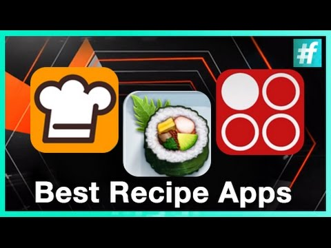Top 3 recipe apps whattheapp youtube top 3 recipe apps whattheapp forumfinder Images