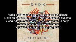 SFDK Ft Rubio de Pruna - La amalgama ( LETRA ) [REDENCIÓN] YouTube Videos