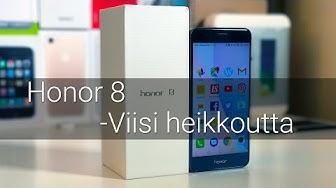 Huawei Honor 8 - nämä 5 asiaa muuttaisin