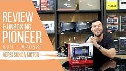 Headunit Bluetooth Tipe Murah Pioneer! Review dan Unboxing Pioneer AVH-A205BT #SMREVIEW