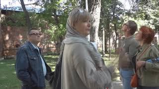 Симонов монастырь, экскурсия
