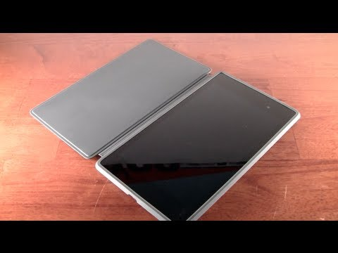 New Nexus 7 FHD Official Travel Cover Review