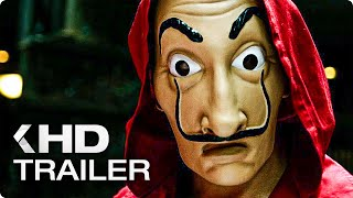MONEY HEIST 3 Trailer (2019) Netflix