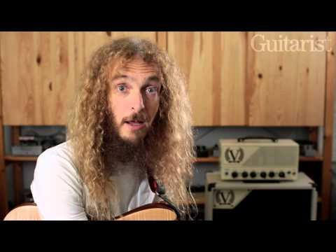 Guthrie Govan String Bending Masterclass - Part Five