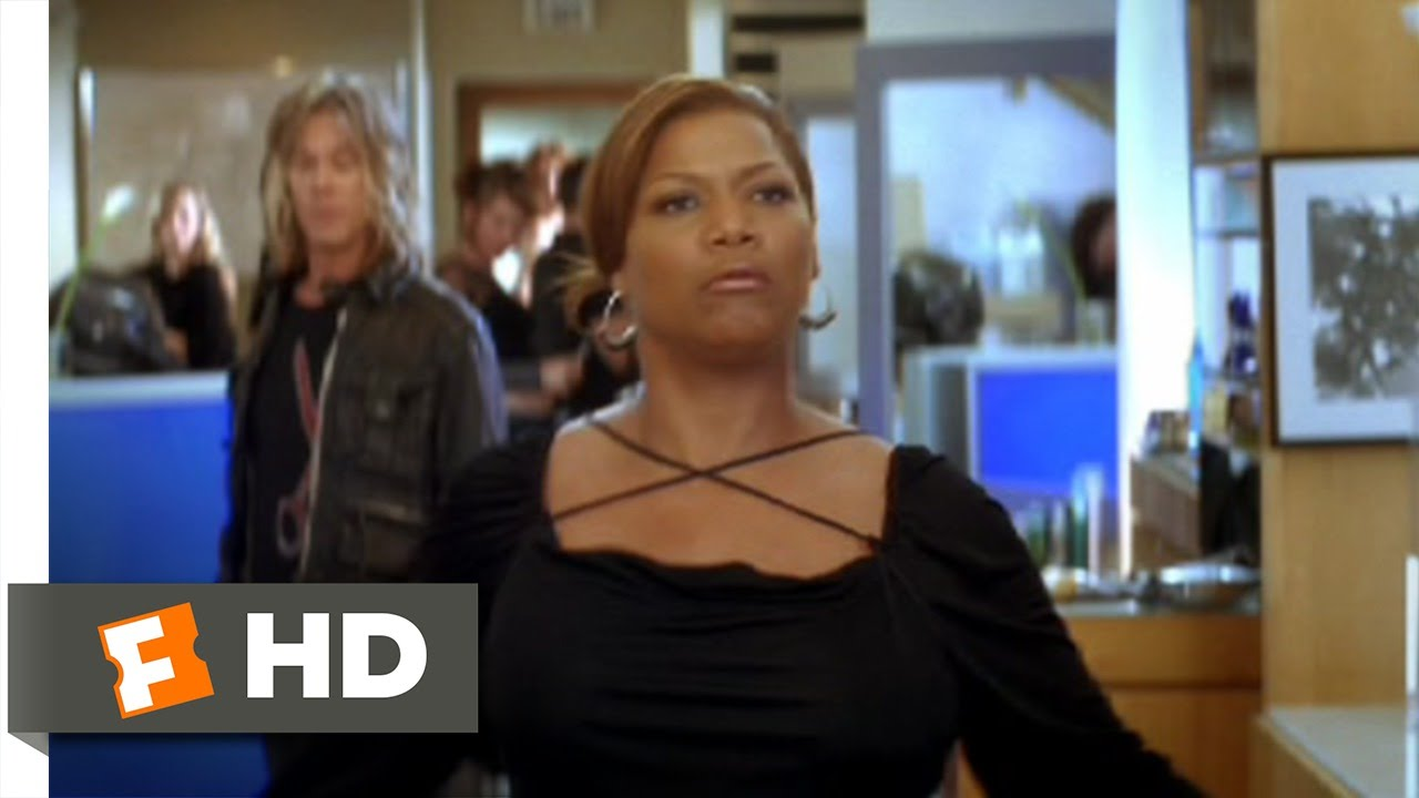 Beauty Shop 1 12 Movie CLIP