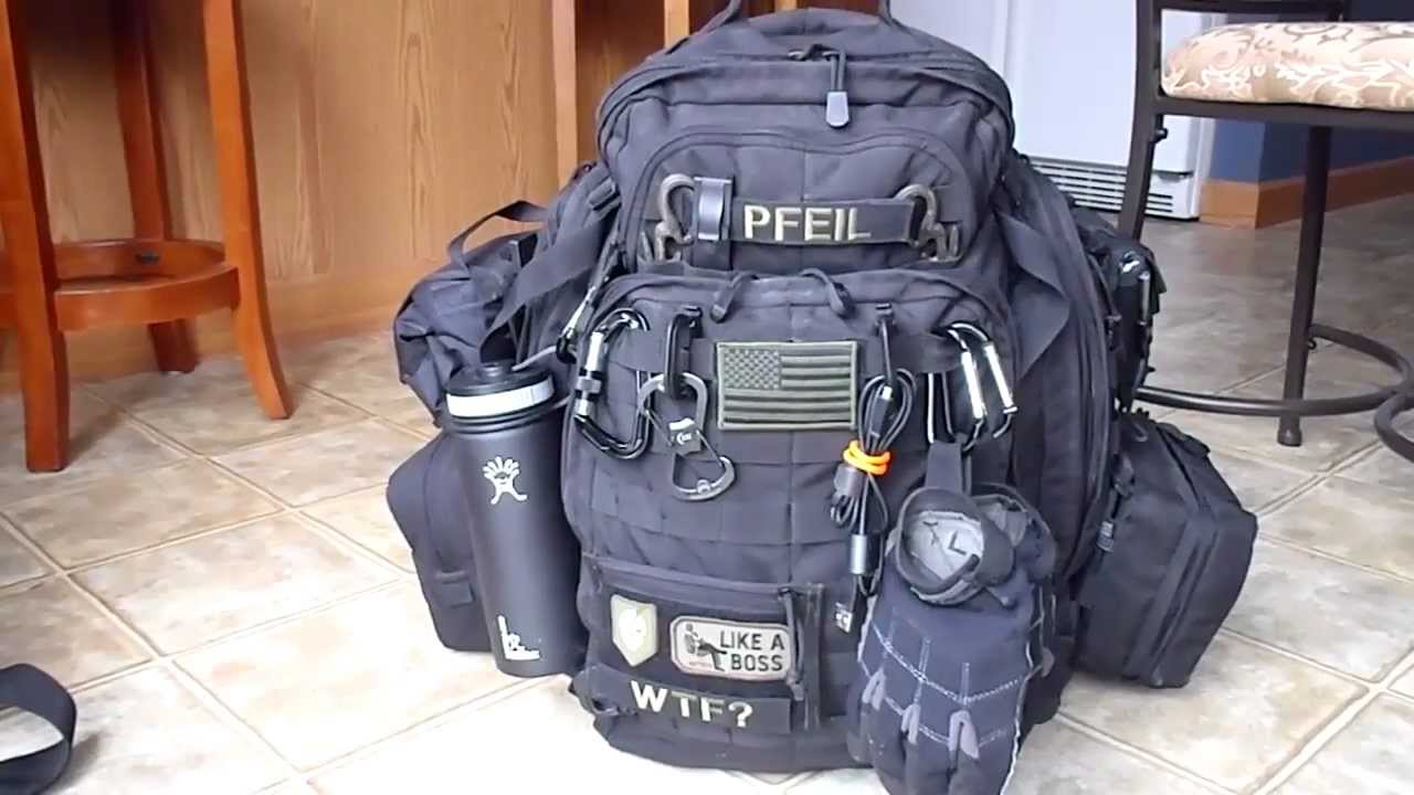 My 5.11 Rush 72 Urban EDC 72 hour Pack - YouTube 5ff42b81d98b0