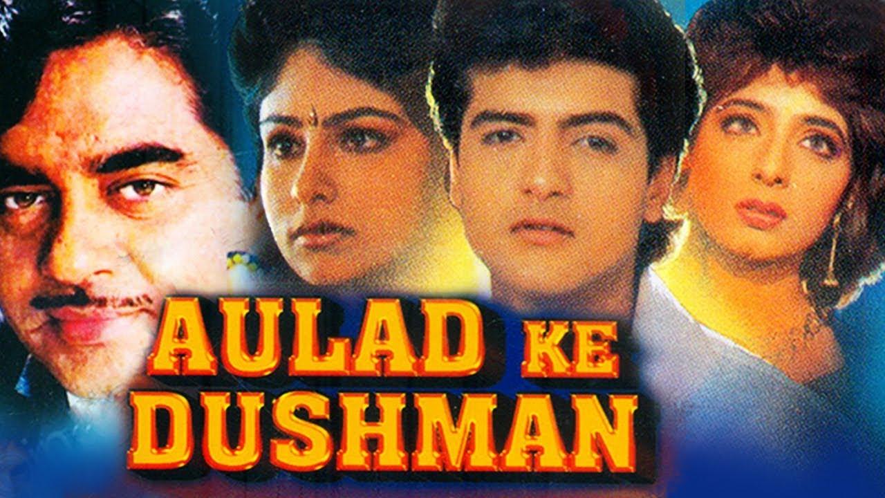 Download Aulad Ke Dushman (1993) Full Hindi Movie | Arman Kohli, Ayesha Jhulka, Kader Khan