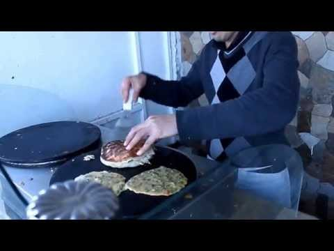 Tunisia street food