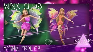 Winx Club | Mythix Trailer | Polish Fandub