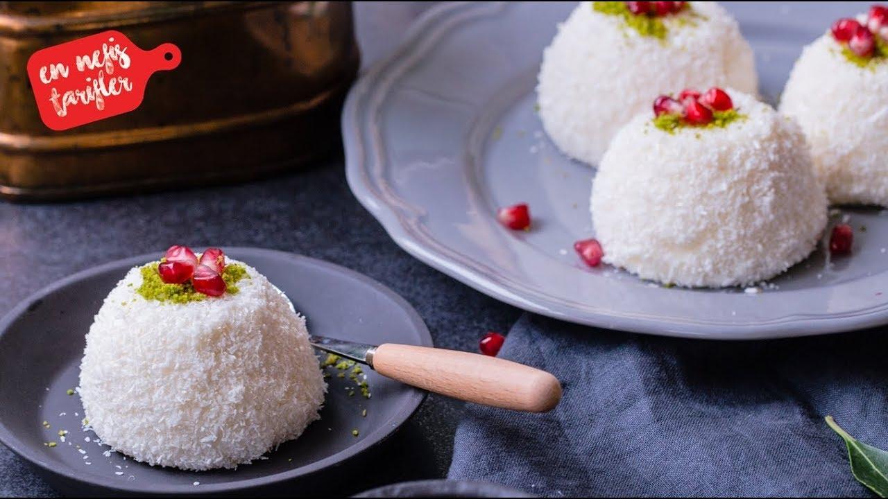 Fincan Tatlısı Tarifi – Sütlü Tatlı Tarifleri