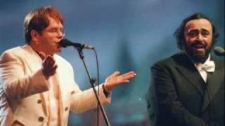 Elton John & Luciano Pavarotti - Live Like Horses
