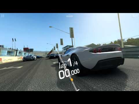 Real Racing 3- Hennessey Venom GT Top Speed (285) On Mount Panorama