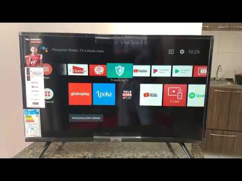 SMART TV ANDROID TCL S6500