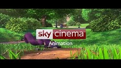 Sky Cinema Animation HD UK - Advert & Ident May 2018 [King Of TV Sat]