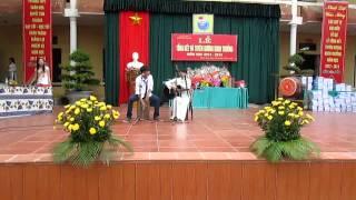 Xe đạp ( acoustic cover ) - Hà Dung ft Phú Cường ( Xuân Hòa high school )