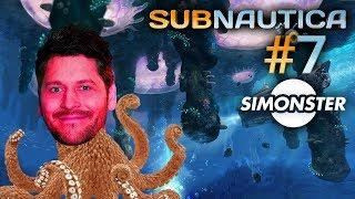 Unterwasserabenteuer bei Subnautica mit Simon #07 | Simonster