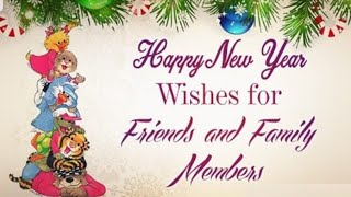 Happy New Year Wishes Quotes Images Happy New Year 2020 Happy New Year Wishes SMS Messages