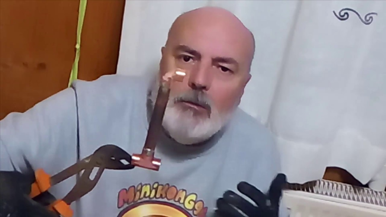 Tutorial c mo soldar de forma correcta tuber a de cobre for Como soldar cobre