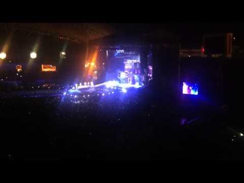 Bad Romance - Lady Gaga Live from Costa Rica