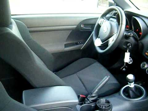 2012 SCION TC 6 SPEED MANUAL/REVIEW - YouTube