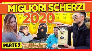 I Migliori Scherzi del 2020 (Prima del Coronavirus) - PARTE 2 - [Compilation di Scherzi] - theShow