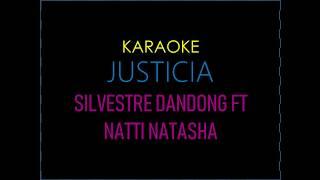 Silvestre Dangond, Natti Natasha - Justicia (Karaoke)