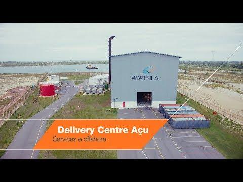 Delivery Center Açu 2017 - WÄRTSILÄ BRASIL