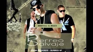Psiquia ft Martell el Multi & Artista Rosario