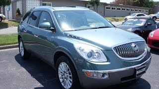 2009 Buick Enclave CXL Walkaround, Start up, Tour and Overview