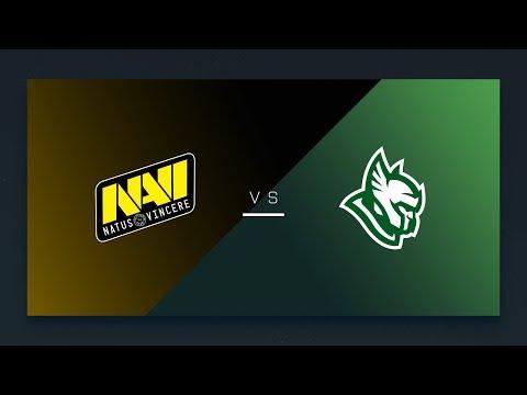 CS:GO - Na'Vi vs. Heroic [Cache] Map 2 - EU Day 14 - ESL Pro League Season 7