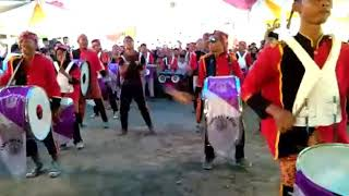 Drumband TK RJ Live imtihan mts annidhomiyah Japura